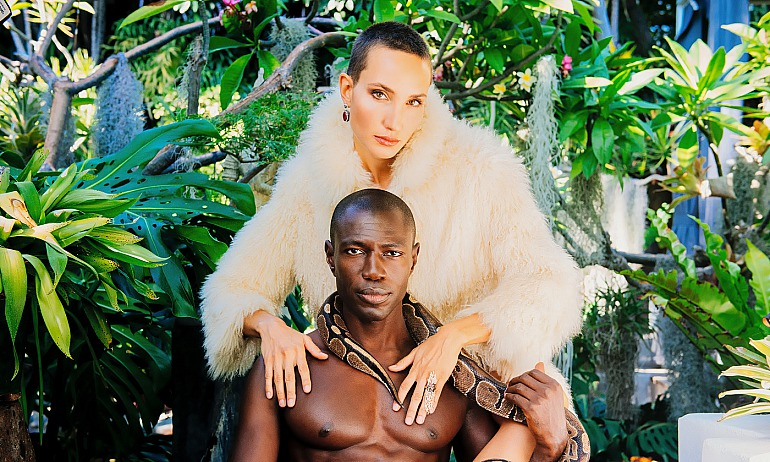 Deltagram for Vanichi Magazine: Rodney Charles and Yasmin Rams