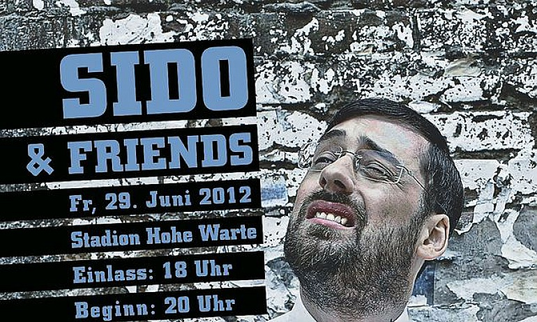 Poster for Rapper SIDO