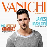 James Maslow: Deltagram for Vanichi Magazine